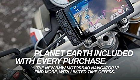 Amazon.com: BMW Motorrad navegador VI con soporte.: GPS ...