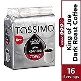 King of Joe Dark Roast Tassimo Coffee Brewing