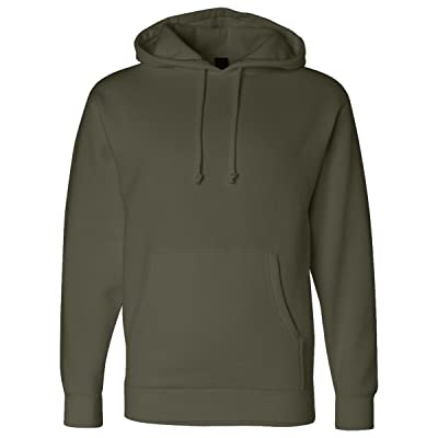 ITC Mens Hooded Pullover Sweatshirt IND4000