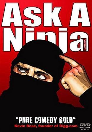 Ask a Ninja [Alemania] [DVD]: Amazon.es: Ask a Ninja: Cine y ...