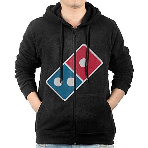 yufunn-mens-dominos-pizza-logo-hooded-sweatshirt-pocket-zipper