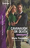 img - for Cavanaugh or Death (Cavanaugh Justice) book / textbook / text book