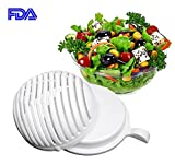 best seller today Salad Cutter Bowl,Vegetable Cutter...