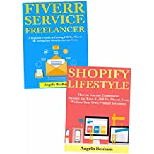 Newbie's Internet Business Ideas : Making Money with Shopify Store Selling or Fiverr Service Marketing