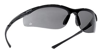 f294641110b Bollé Safety 253-CT-40045 Contour Safety Eyewear with Semi-Rimless ...