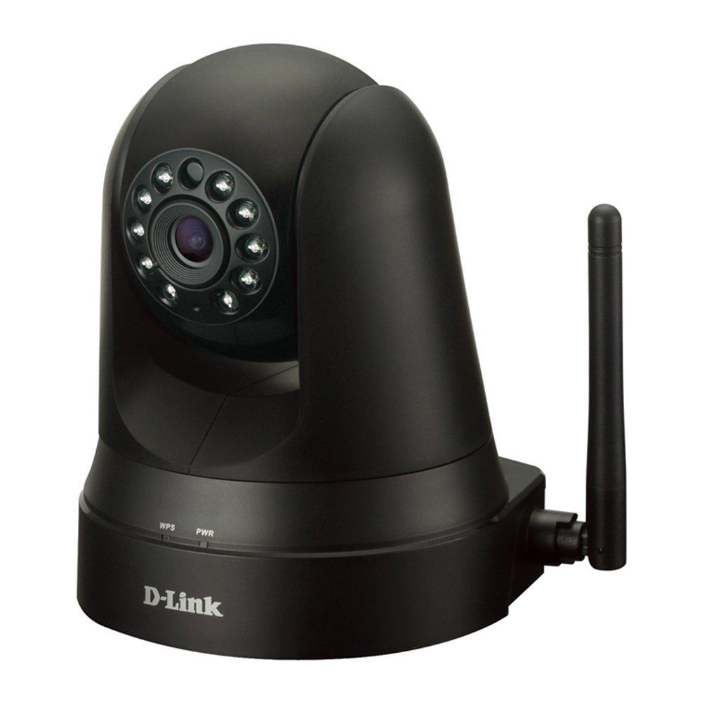Amazon.com : D-Link DCS-5010L Pan & Tilt Wi-Fi Camera (Black ...