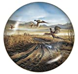 Country Road Collector Plate by Terry Redlin