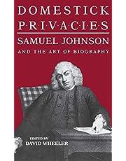 Domestick Privacies