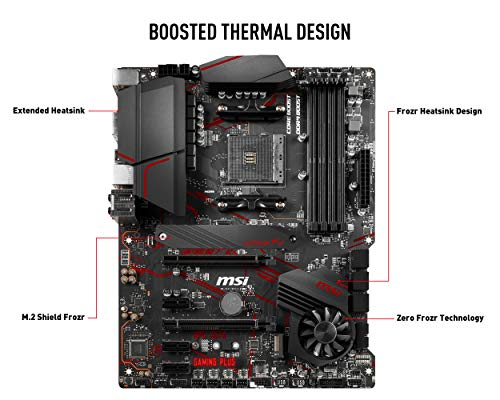 Build My PC, PC Builder, AMD X570GAMINGPLUS