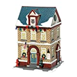 Department 56 A Christmas Story Village Police Station Lit House, 7.36 inch