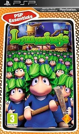 lemmings psp