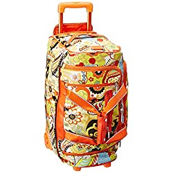 Hadaki Coated Canvas Good Times Roller Carry On