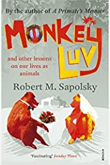 Monkeyluv: And Other Essays on Our Lives as Animals Paperback