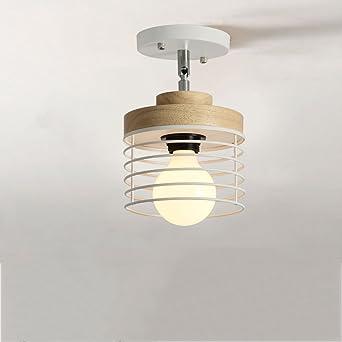 KMYX Moderne Unique Tête Plafond Pendentif Lumière Réglable