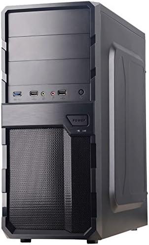CoolBox CAJCOOM25SF - Caja microATX sin FTTE: Coolbox: Amazon.es ...