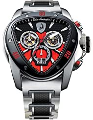 Tonino Lamborghini 1115 Spyder Mens Chronograph Watch