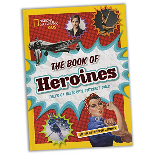 The Book of Heroines , Educational Books Toys, 2017 Christmas Toys