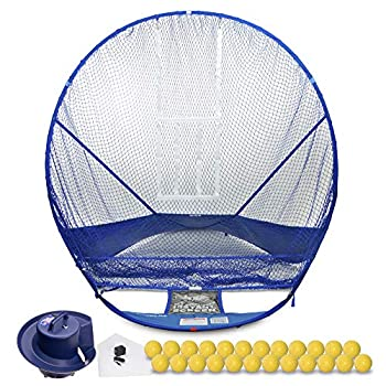 Image of Batting Trainers Jugs Toss Machine Package for Baseball