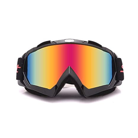 116df749f7 ProDIgal Ski Goggles Snow Snowboard Goggles Over Glasses Goggles Dual Layer  Lens(Style1-F