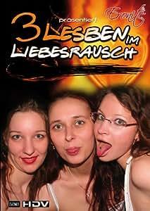 Drei Lesben im Liebesrausch [Alemania] [DVD]