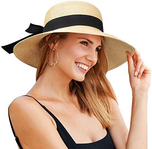 AOMAIS Women Foldable Beach Fedora product image