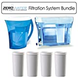 ZeroWater Water Filtration System Outfit With ZD-018 ZD-013 & ZR-006