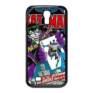Generic Batman Comic Hard Plastic Snap-On Custom Covers for SamSung Galaxy S4 I9500