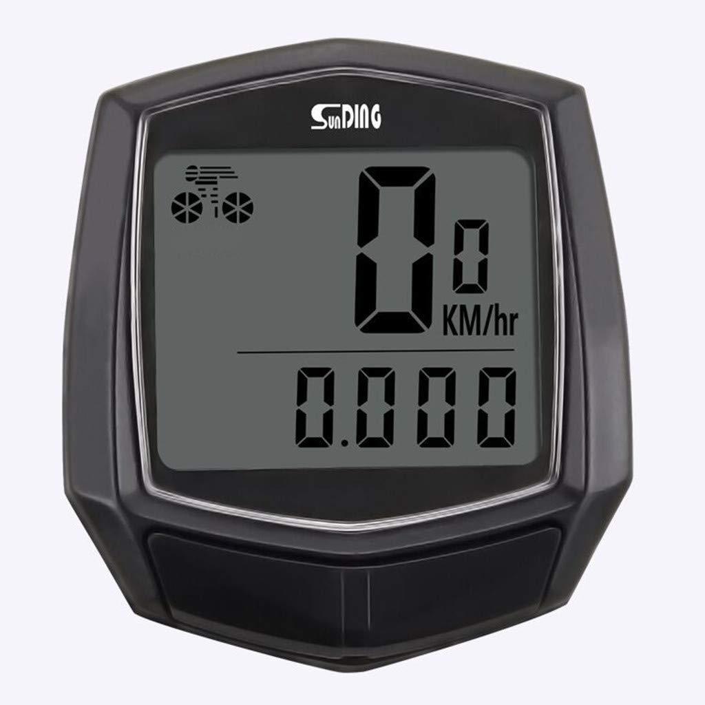 DDDD store Cuentakilómetros para Bicicleta, Velocímetro ...