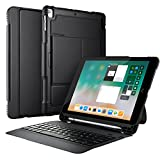 IVSO New iPad 9.7 2018 Case With Keyboard Review and Comparison