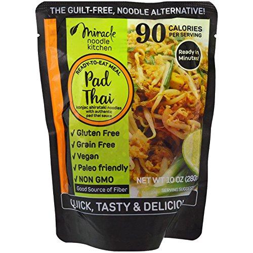 MIRACLE NOODLE Pad Thai Noodle Meal, 280 GR