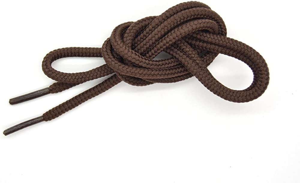 """Round Brown **NEW** 36/"""" Hiking Laces 1 pair"""