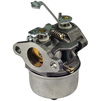 Welironly Carburetor for Oregon 50-646 Tecumseh 632230 (Item_by#Ozark_Sales; TRYK52111899786899 : Garden & Outdoor