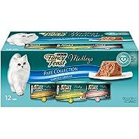 Purina Fancy Feast Medleys Pate Wet Cat Food Variety Pack - 85 g (12 Pack)