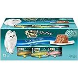 Purina Fancy Feast Medleys Pate Wet Cat Food Variety Pack - 85 g