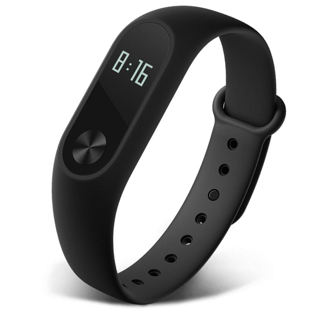 Amazon.com: Sunbona for Xiaomi Mi Band 2 Smartwatch, IP67 ...