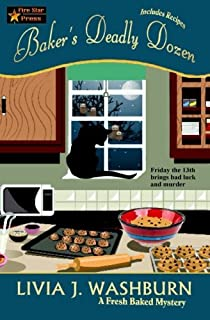 Amazon x marks the scot liss maccrimmon mystery bakers deadly dozen a fresh baked mystery volume forumfinder Images