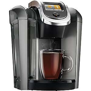 Amazon.com: Keurig Hot 2.0 K525 Plus Series Single-serve Coffee Maker (Brewer Only): Kitchen ...