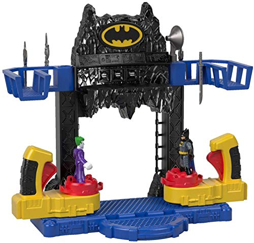 Fisher-Price Imaginext DC Super Friends, Battle Batcave
