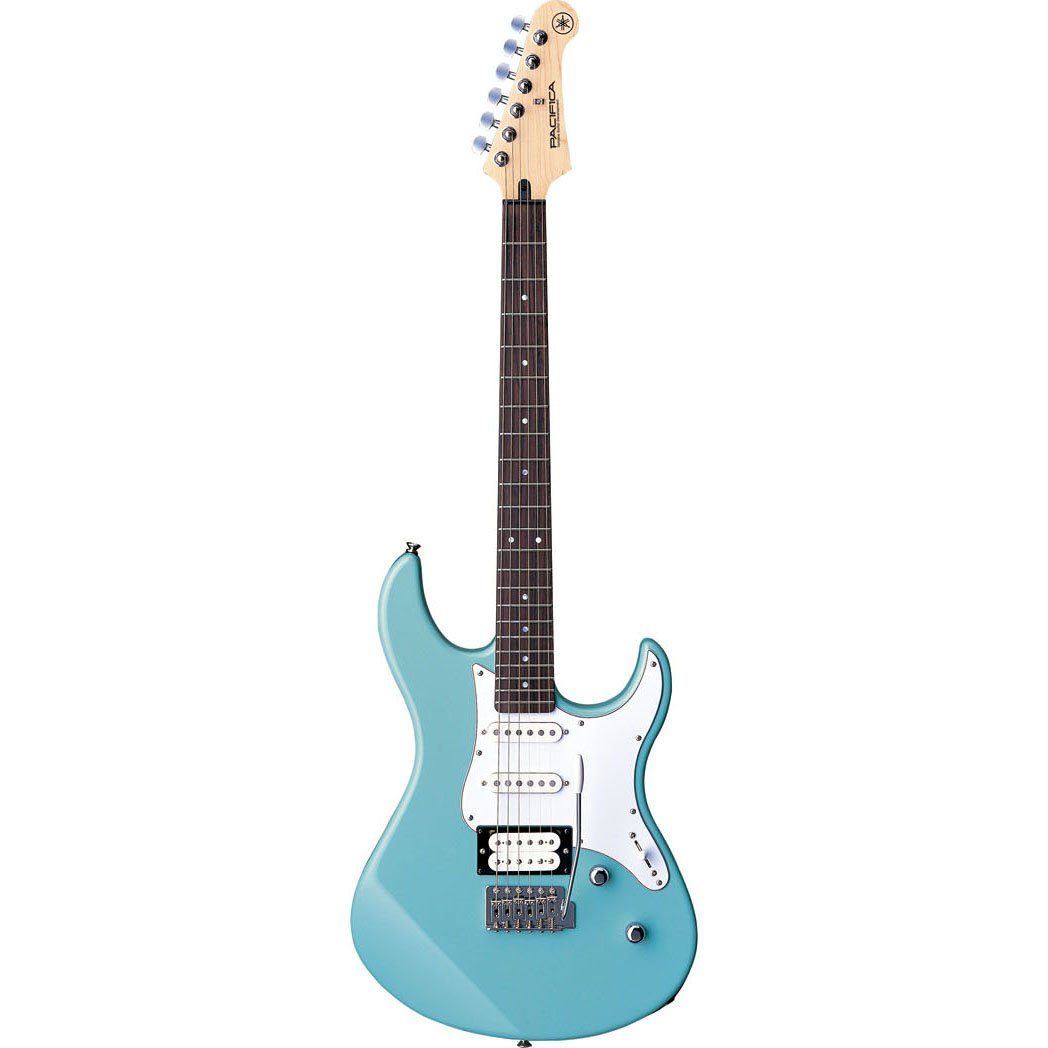 Amazon.com: YAMAHA Electric guitar PACIFICA112V SOB Sonic Blue: Musical Instruments
