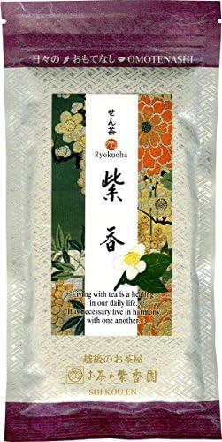 鹿児島産 (極上煎茶 紫香 100g)