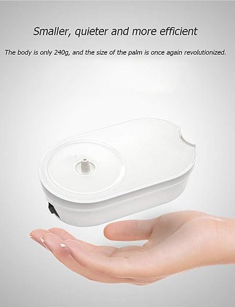 AHUO Nebulizador - Sistema De Compresor De Succión La Terapia Respiratoria Es Muy Silenciosa Y Adecuada para Niños Y Adultos Que Utilizan Filtros De Tubos ...