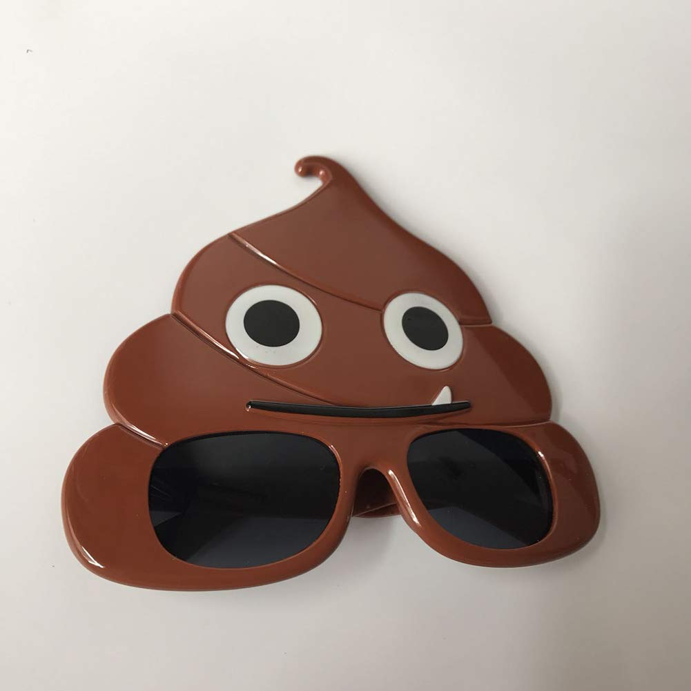 feci 1Pcs vetri divertenti Halloween Party occhiali divertente Foto Dress Up Occhiali per Halloween di travestimento del partito del partito