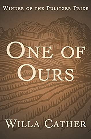 book cover of One of Ours