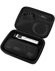 ProCase Hard Carrying Case Compatible for Philips Norelco Multigroom Series 7000 MG7750/49 MG7770 MG7790 MG7791/40 Men's Electric Trimmer Shaver and Attachments -Black