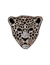 Leopard Brooch Pin Jewelry for Men Suits for Boyfriend