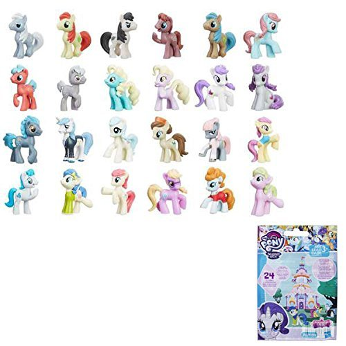 Case of 24: My Little Pony Friendship is Magic Collection Mystery Bag Wave 20 ()