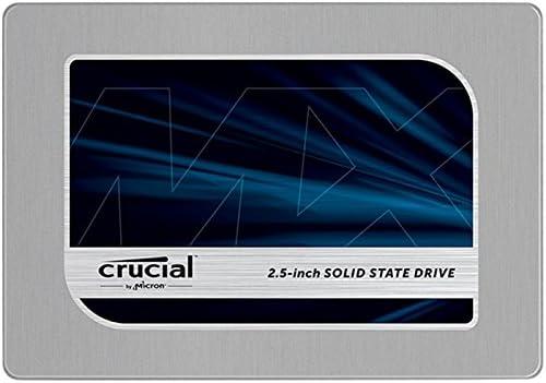 (alt Model) Crucial Mx200 250Gb Sata 2.5 7Mm (mit 9.5Mm Adapter) Internal Solid State Drive - Ct250Mx200Ssd1