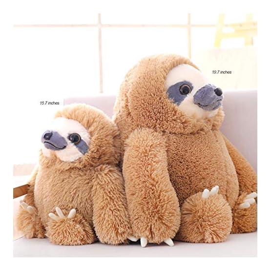 Cute Sloth Plush | 15.7 Inches | Winsterch Plushies 6
