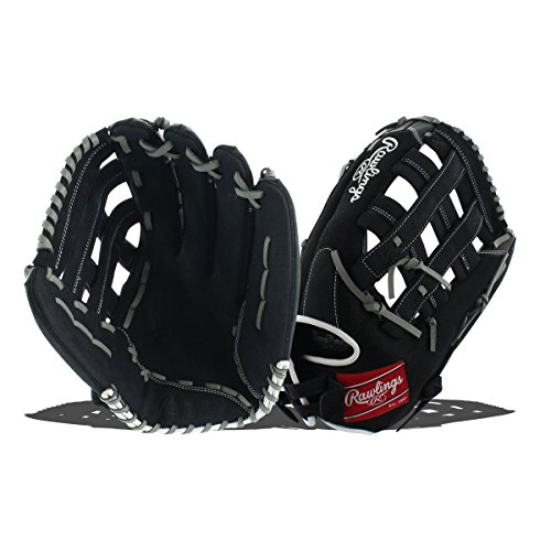 Extended Slow Pitch Softball Bat (Rawlings Renegade 15 Inch R15BFG Slowpitch Softball Glove)