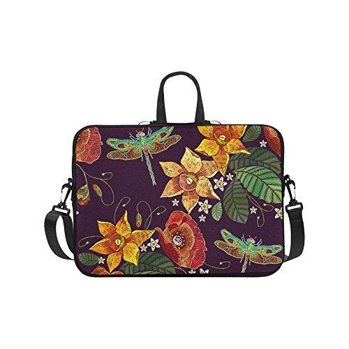 laptop sleeve case 15 flowers